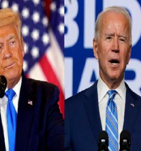 Estados Unidos: en el conteo final Biden le sacó 74 electores a Trump