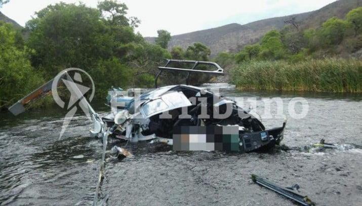 Murió el banquero Jorge Brito al caer su helicóptero en Salta