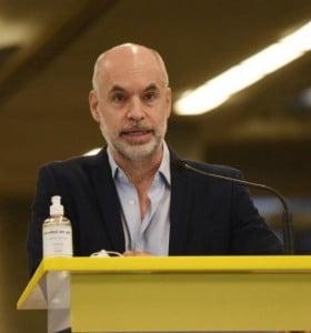 """Rodríguez Larreta cargó contra el Gobierno: """"Quieren quebrar a la Ciudad"""""""