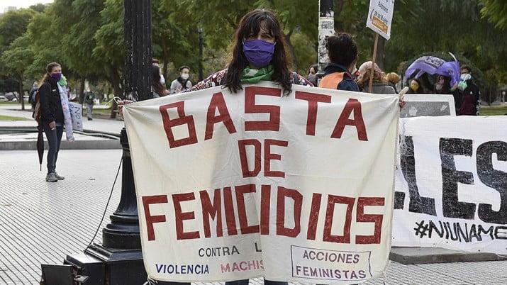 Más de 6.700 mujeres fueron víctimas de muertes violentas entre 2017 y 2019