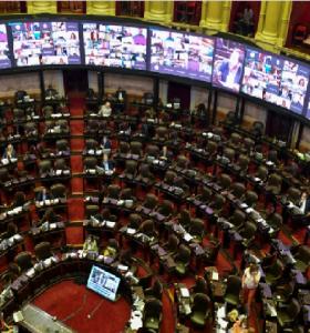 Diputados aprobó con cambios la revisión de la coparticipación para la Ciudad