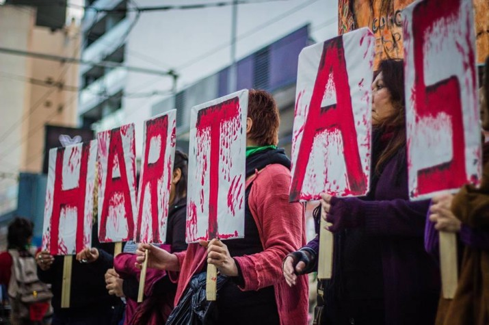 Según un informe de MuMaLá, en lo que va de 2021 se cometieron 23 femicidios