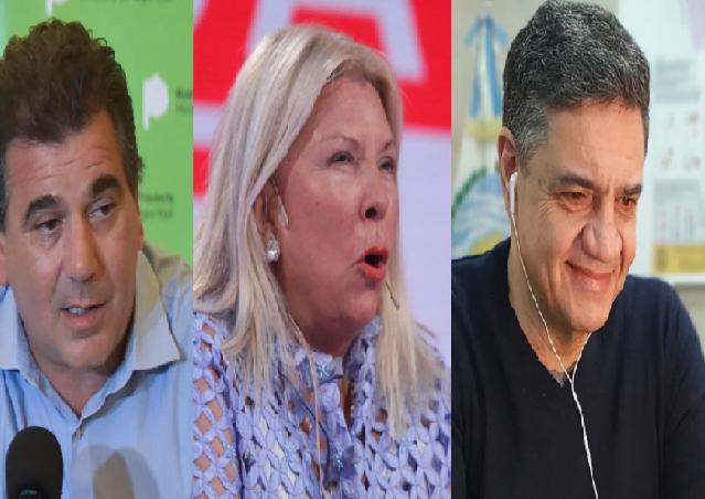 Crece la lista de candidatos a la gobernación bonaerense en JxC