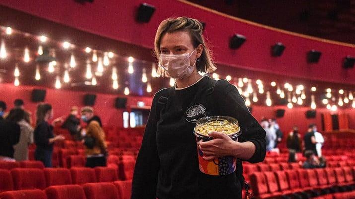 Cómo será el protocolo para la reapertura de los cines