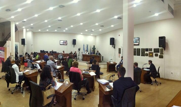 Sin el voto de el Frente de Todos, se aprobó el Presupuesto Municipal 2021