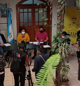 Guatemala: juicio ante la CIDH del gobierno de Giammattei