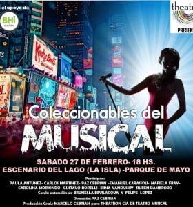 """""""Coleccionables del musical"""": Edición 2021"""