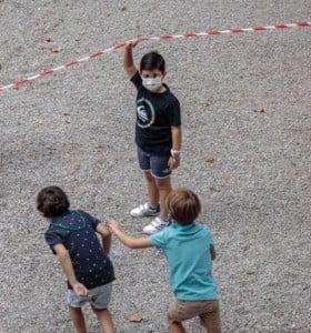 Educación: el recreo en tiempos de pandemia