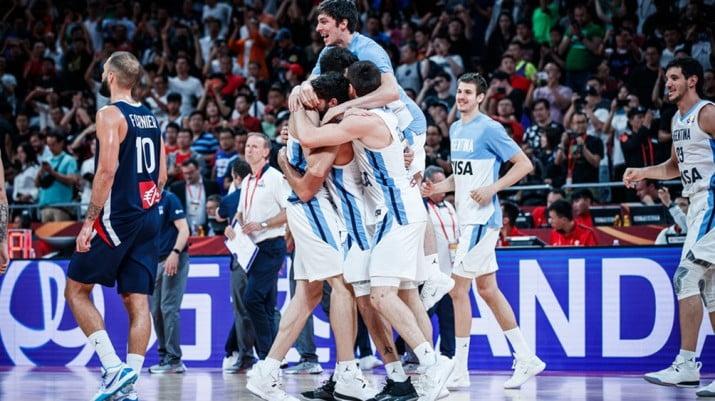 Argentina juega ante Chile por la clasificación a la AmeriCup 2022