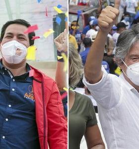 Ecuador vota en una polarizadas elección marcada por la crisis y la pandemia