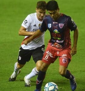 River goleó a Defensores de Pronunciamiento por la Copa Argentina