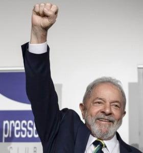 Anulan las condenas contra Lula y está habilitado para enfrentar a Bolsonaro