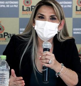 Ordenan la detención de la expresidenta Áñez, militares y ministros de su gobierno