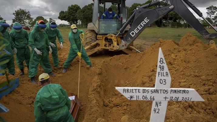 La cepa amazónica tiene capacidad de reinfectar y poder duplicado