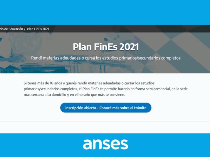 Lanzan el Plan Fines: ¿se puede combinar con Progresar Trabajo?