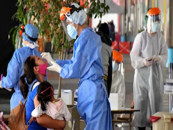 Uno por uno, los 85 departamentos con alto riesgo epidemiológico
