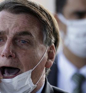"""Bolsonaro tilda de """"dictadura"""" a la cuarentena"""