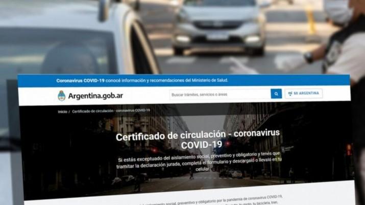 Restricciones en Bahía: pedirán el certificado para circular de noche