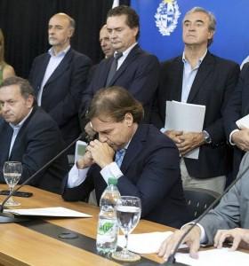 Uruguay en llamas: el país sudamericano con más muertes