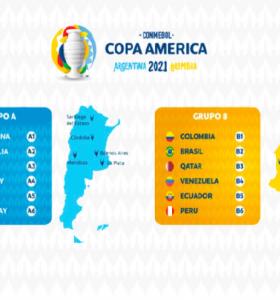 El Presidente puso en duda la realización de la Copa América