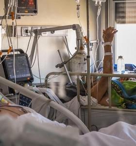 Mientras tanto… en Bahía Blanca no quedan camas de terapia intensiva