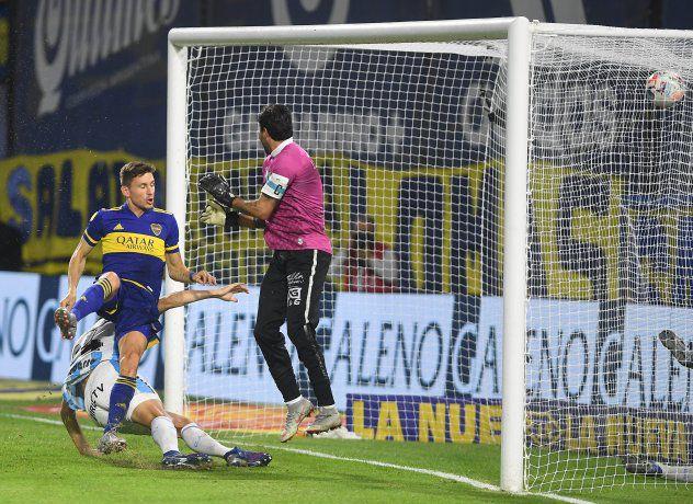 Boca le ganó 3-1 a Atlético Tucumán