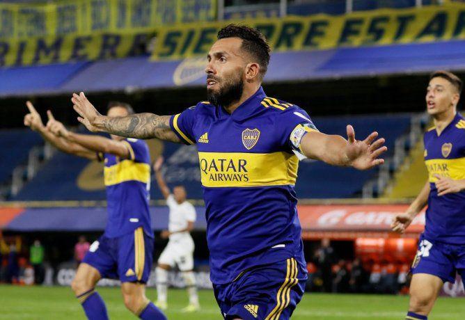 Copa Libertadores: Boca le ganó 2-0 a Santos y lidera su grupo