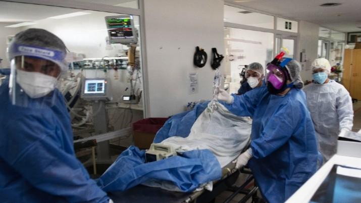 Otras 516 personas murieron y hay 25.495 nuevos casos de coronavirus en el país