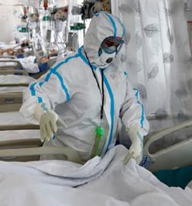 La ocupación de las terapias intensivas en Bahía Blanca es casi del 93%