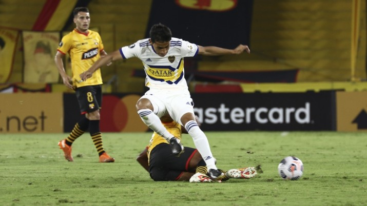 Copa Libertadores: Boca cayó ante Barcelona en Guayaquil