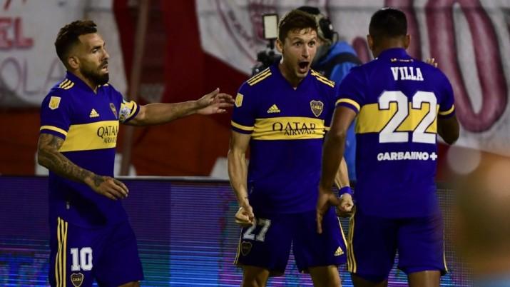 Boca y Lanús juegan en La Bombonera por la Copa de la Liga Profesional