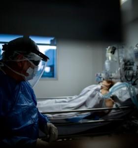 La curva no cede: el peor día desde que comenzó la pandemia: reportaron 35.543 contagios y 745 muertos