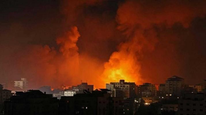 Israel bombardeó casa del líder de Hamas en Gaza, antes de reunirse con la ONU