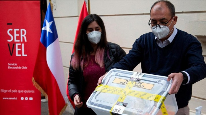 Comenzó el segundo día de la histórica elección por el futuro político del país