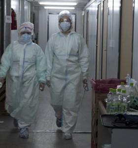 Murieron 435 personas y 35.884 fueron reportadas con coronavirus en el país