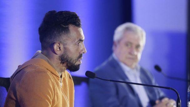 """Tevez se fue de Boca: """"No tengo nada más para dar"""""""
