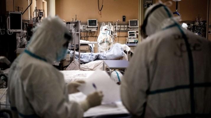 Hubo 539 decesos y 30.950 nuevos contagios en las últimas 24 horas en el país