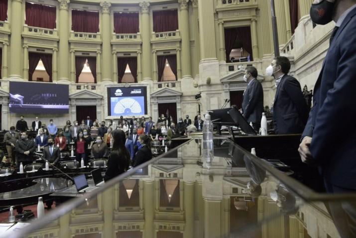 """En una maratónica sesión, Diputados aprobó el régimen de """"zonas frías"""""""