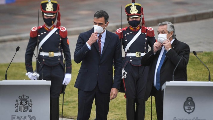 Empresas españolas se comprometen a ampliar sus inversiones en Argentina