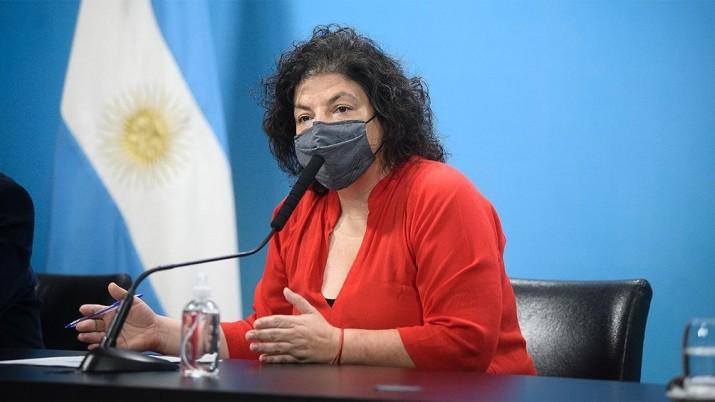 """La reunión con laboratorios """"sirvió para cerrar acusaciones de Patricia Bullrich"""""""